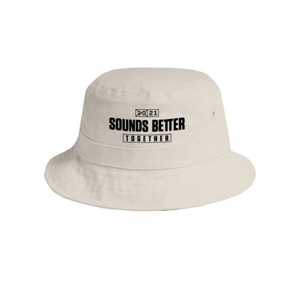 Sounds Better Together Bucket Hat