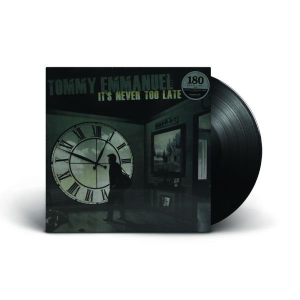 It's Never Too Late Vinyl (2015) 180g Vinyl