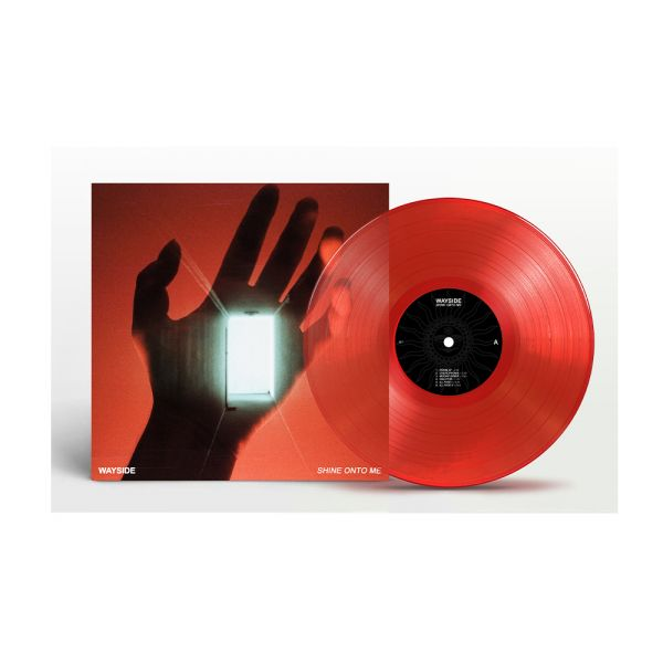 Shine Onto Me LP RED
