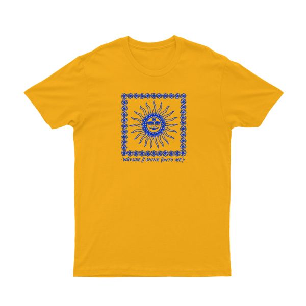 Shine Onto Me Sun Tee (Gold)