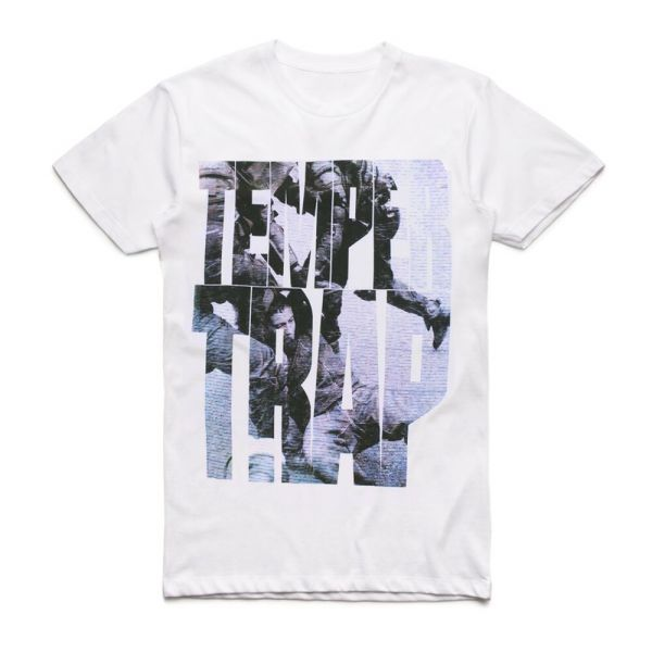 Machine - White Tshirt