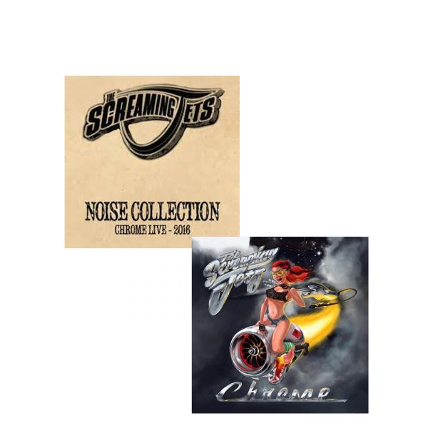 Chrome CD/Noise Collection EP Combo Pack