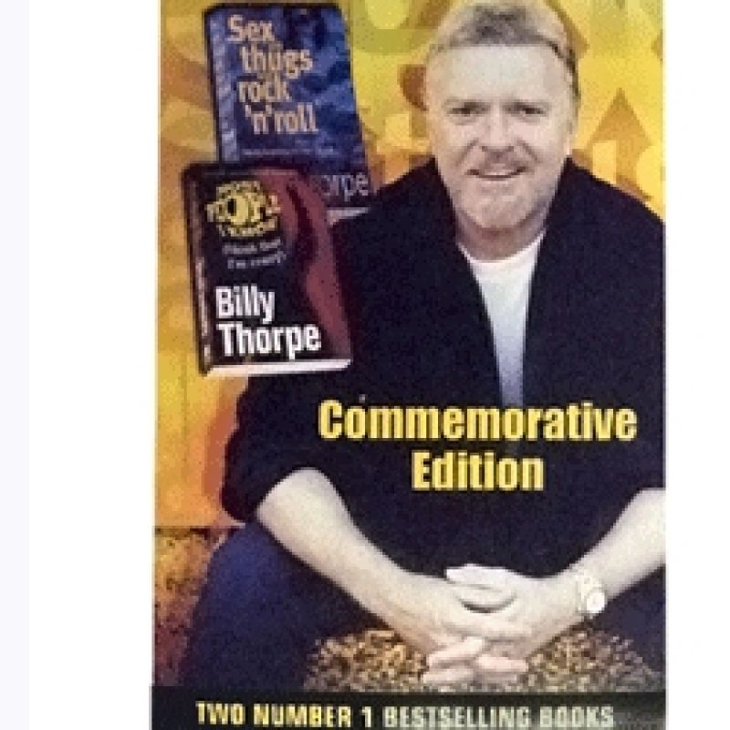 Double Commemorative Edition Book