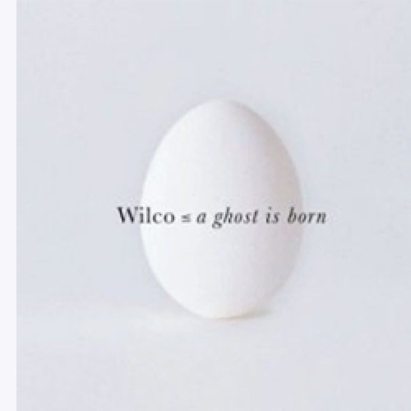 A Ghost Is Born (CD)