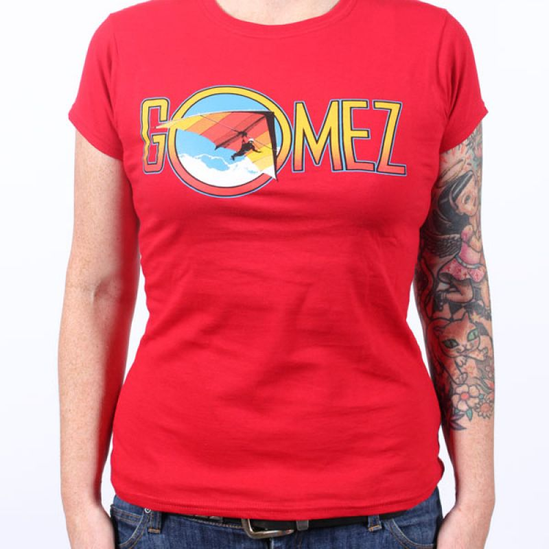 Hang Glider Red Tshirt