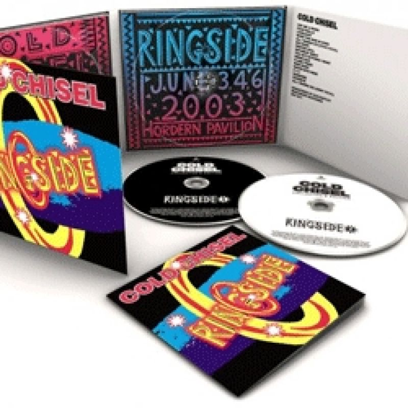 Ringside - Remastered CD