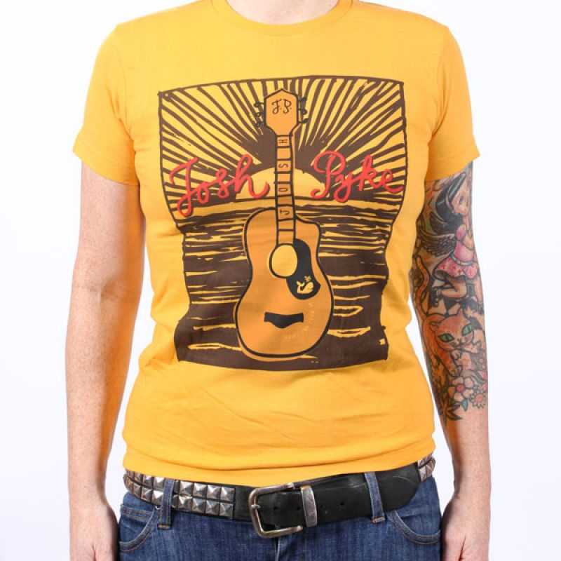 Sunrise Gold Tshirt