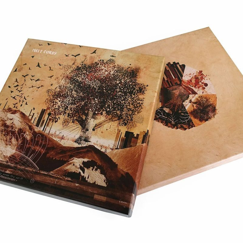 Telluric - LP Box Set