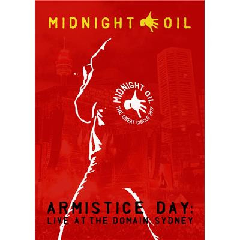 Armistice Day: Live At The Domain, Sydney (DVD)