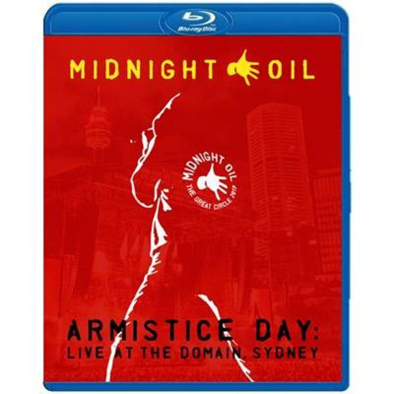 Armistice Day: Live At The Domain, Sydney (Blu-Ray)