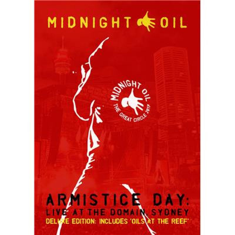 Armistice Day: Live At The Domain, Sydney (Limited Deluxe Edition)