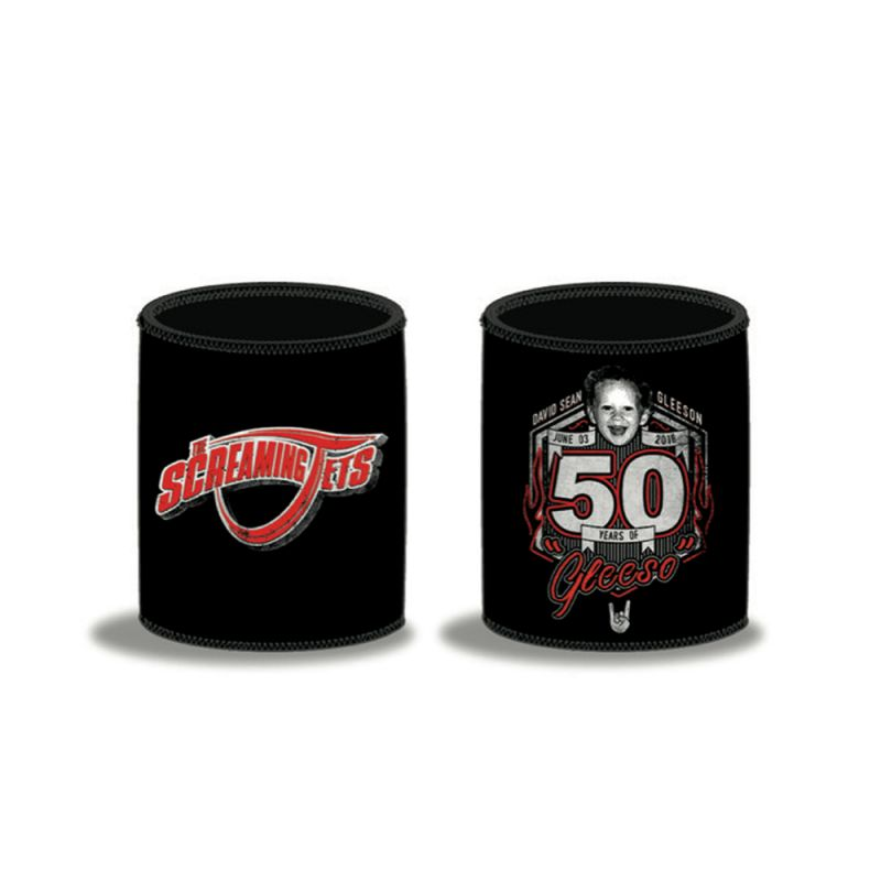 Limited Edition '50 Years of Gleeso' Black Stubby