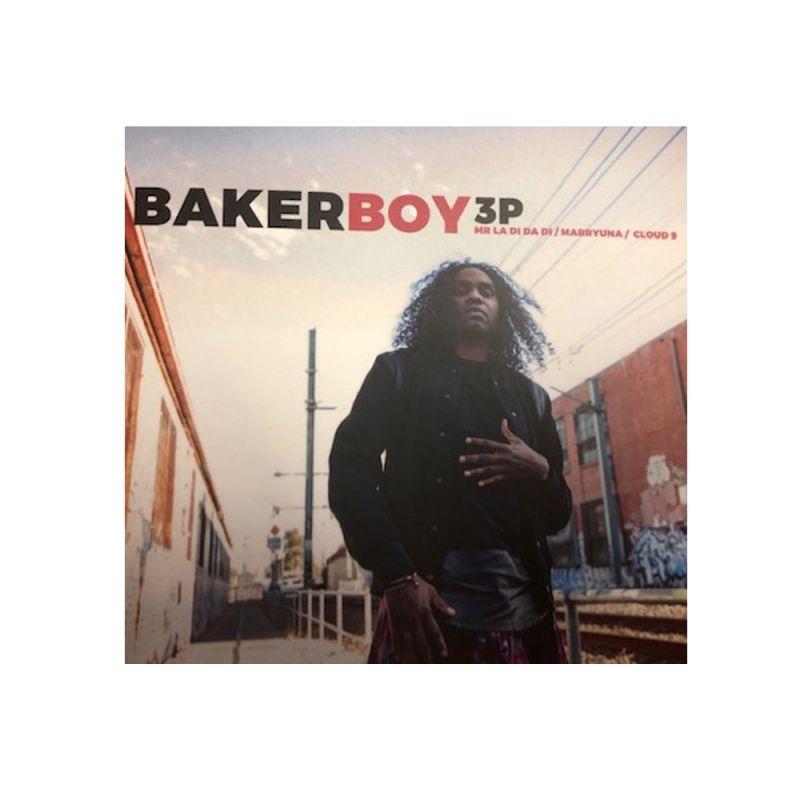 Baker Boy Band T Shirts