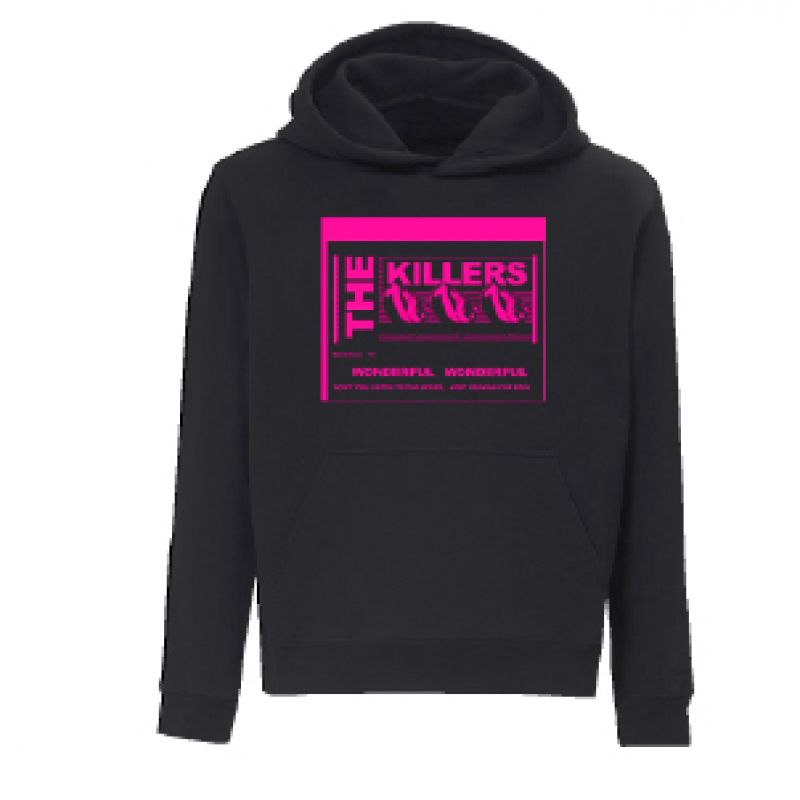 Wonderful Lyric Black Hoody