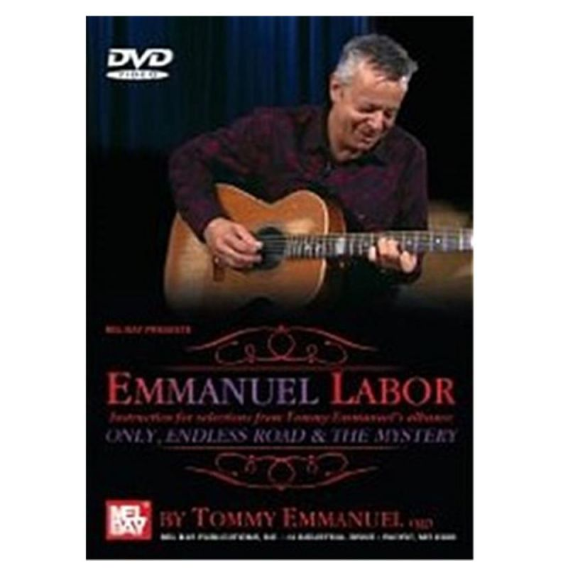 Emmanual Labor DVD