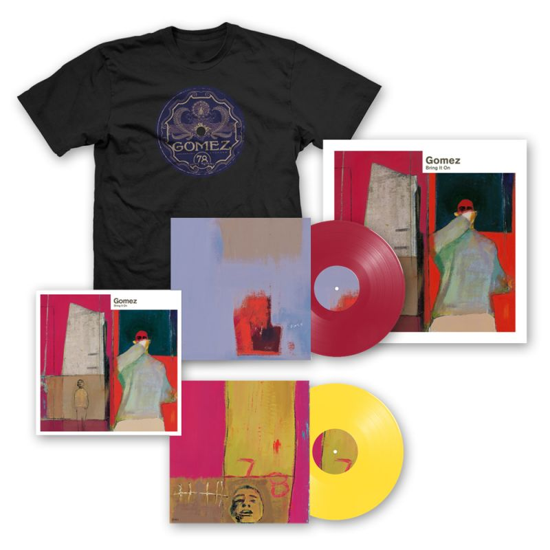 Bring It On: 20th Anniversary 2LP Coloured Vinyl + Ltd Edition Print (Signed) + T-Shirt