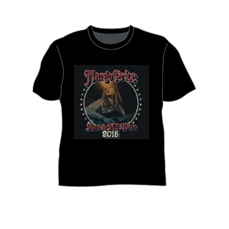 Australian /NZ Tour 2018 Black Tshirt