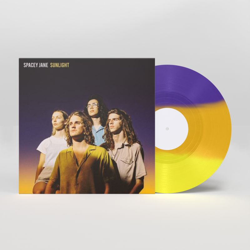 Sunlight LP (Coloured Vinyl) Limited