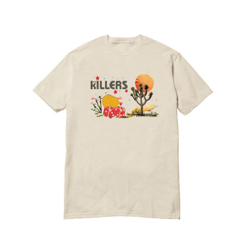Joshua Tree Desert Natural Tshirt