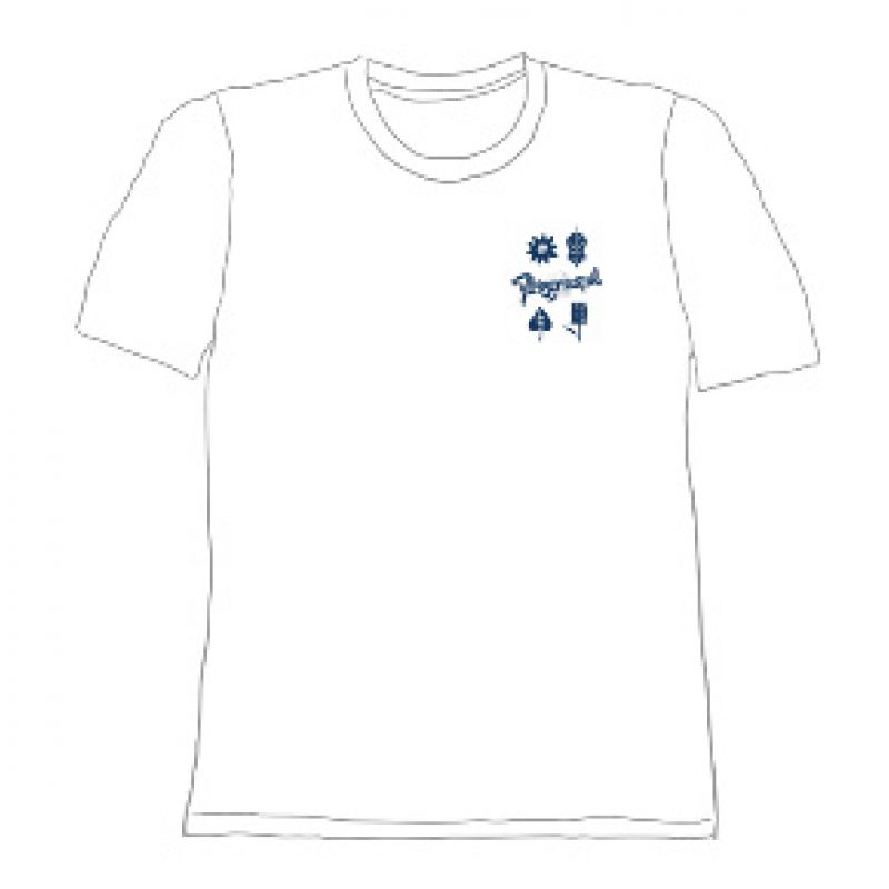 Kids Event 2018 White Tshirt