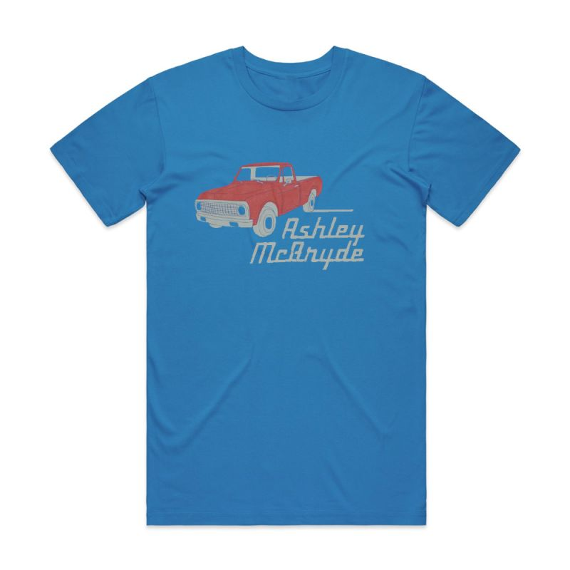 Chevy Truck Blue T-Shirt