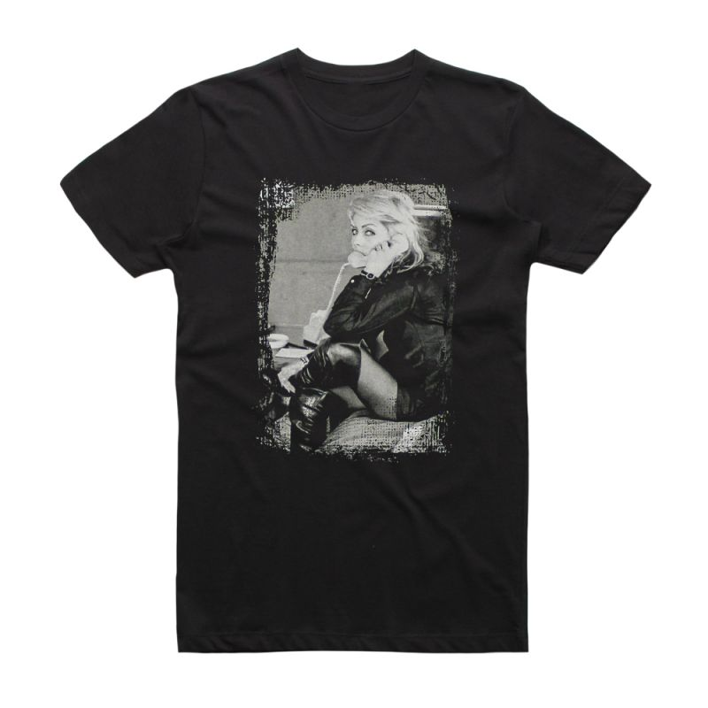 Hanging On The Telephone Black Tshirt