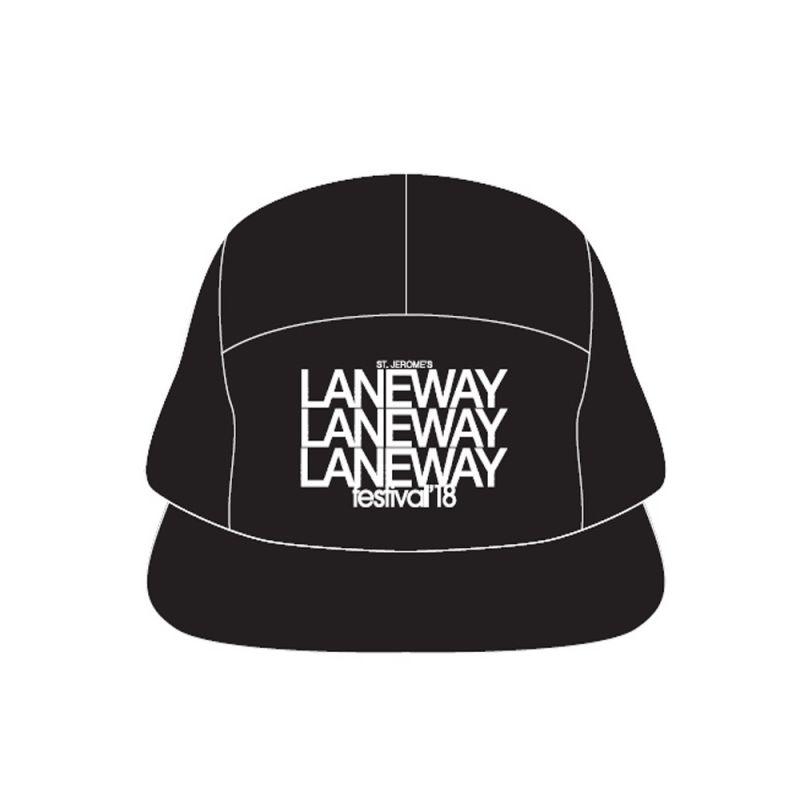 Laneway Festival Band T Shirts