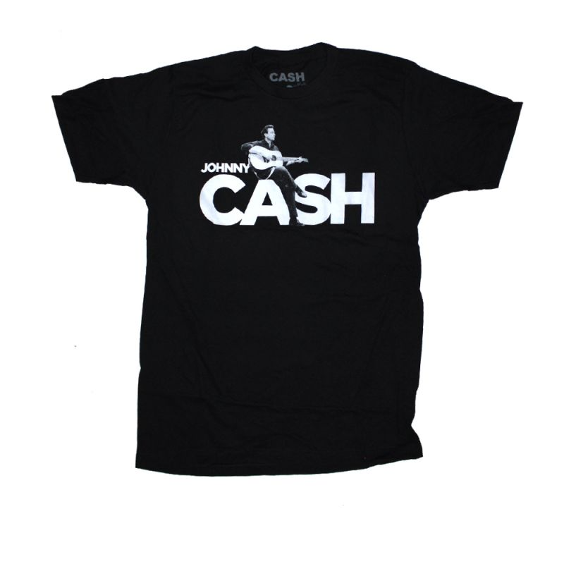 Johnny Cash Band T Shirts