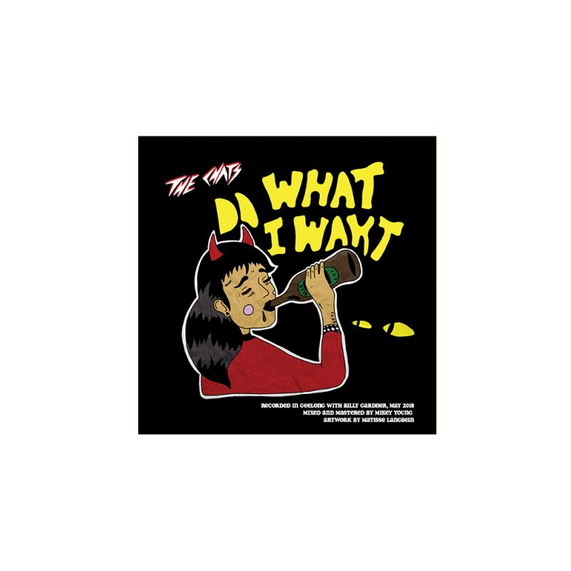 """Do What I Want"" /""Smoko"" 7"" Limited Edition"