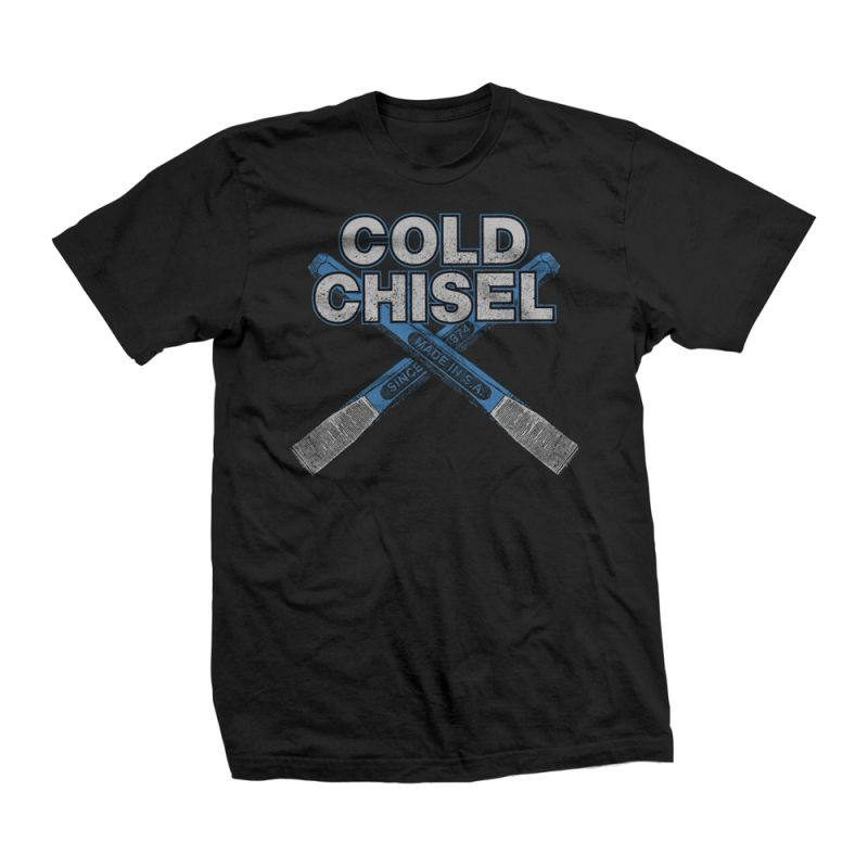 Chisel X Black Event Tshirt