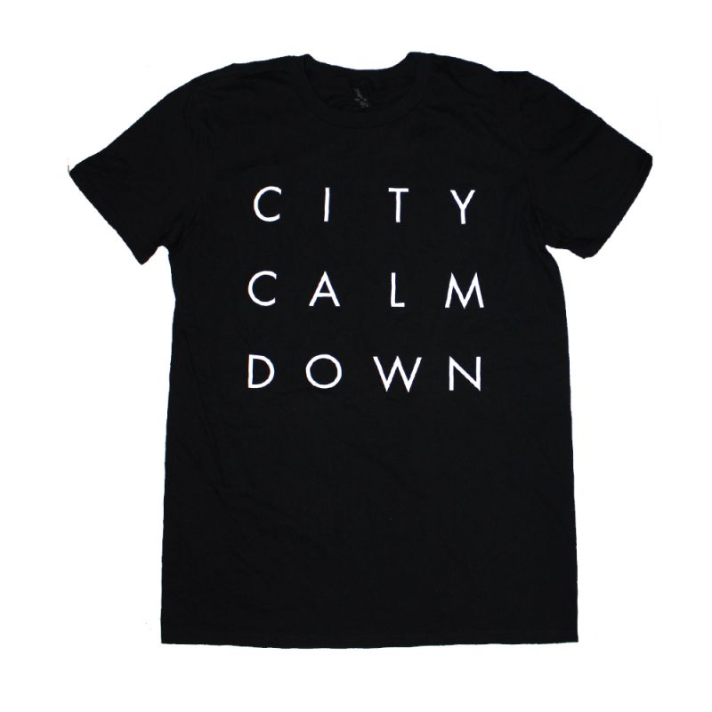 Tour Date Black Tshirt