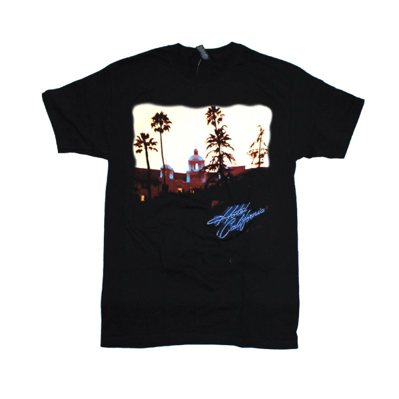 Hotel California Black Tshirt