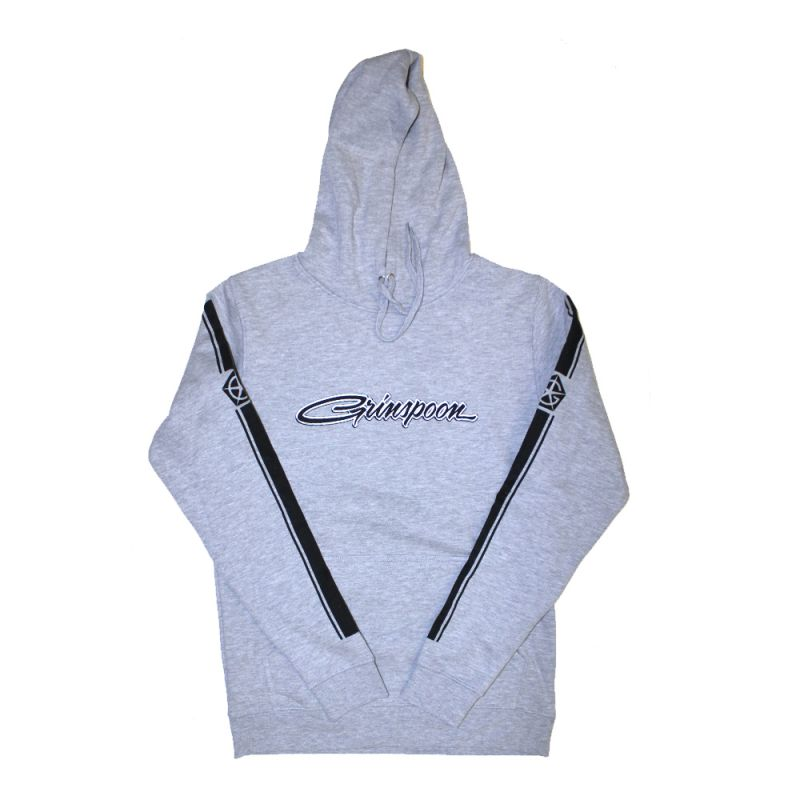Charger Logo Grey Hoody