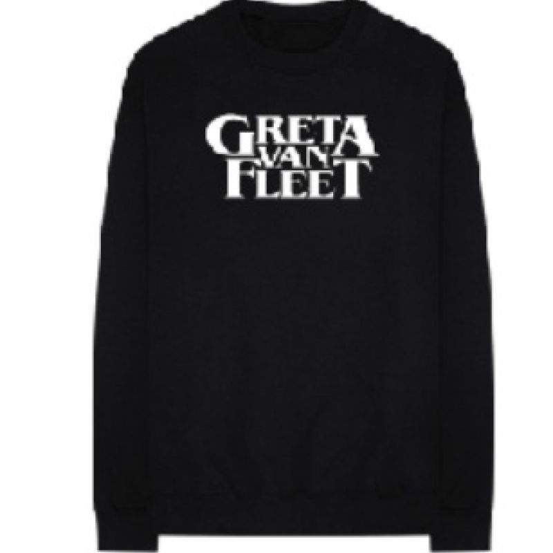 GVF Logo Black Sweater