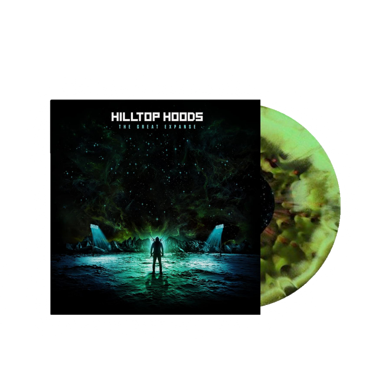 Great Expanse, The (Limited Green / Black Splatter Vinyl)