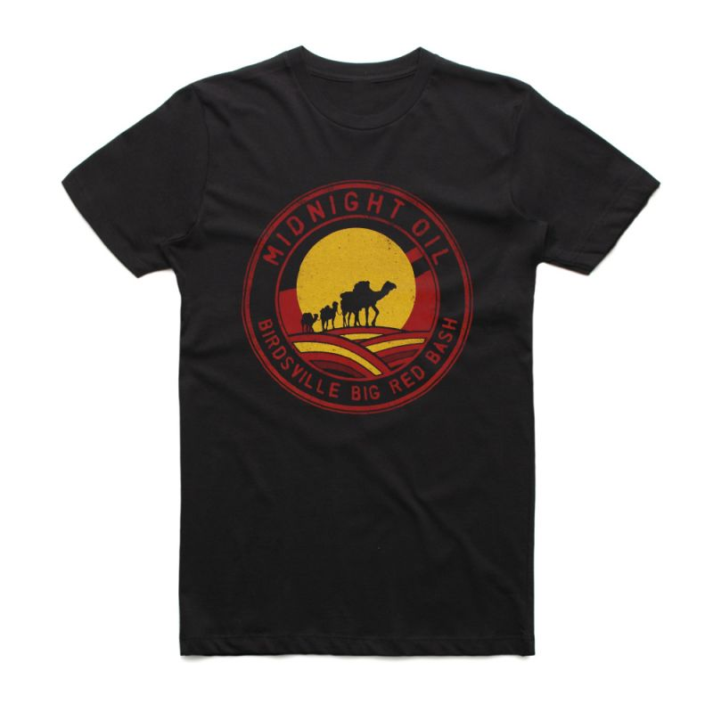Birdsville Big Red Bash Tshirt