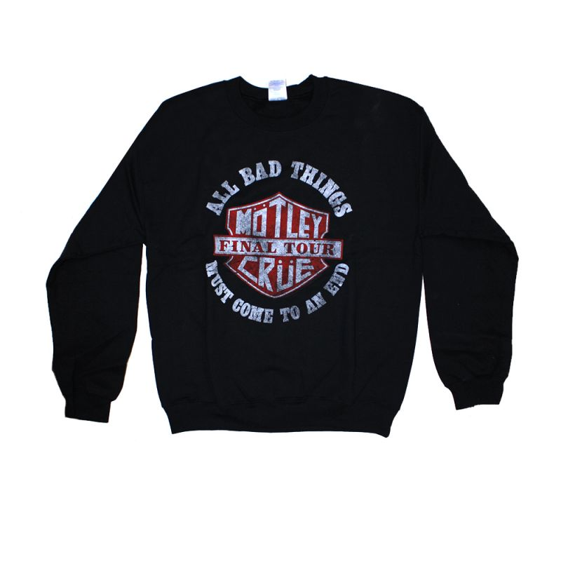 Bad Boys Shield Tour Crewneck/Sweatshirt
