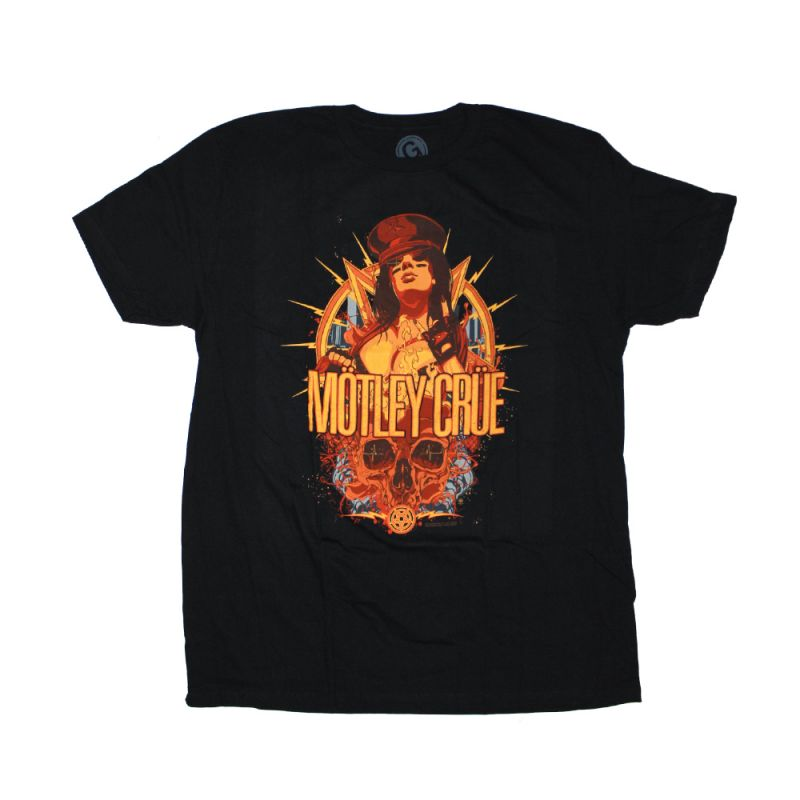 MC Girl Black Tshirt