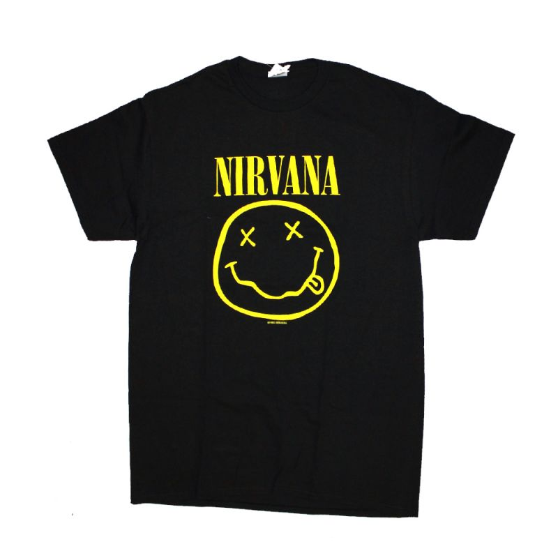 Nirvana Band T Shirts