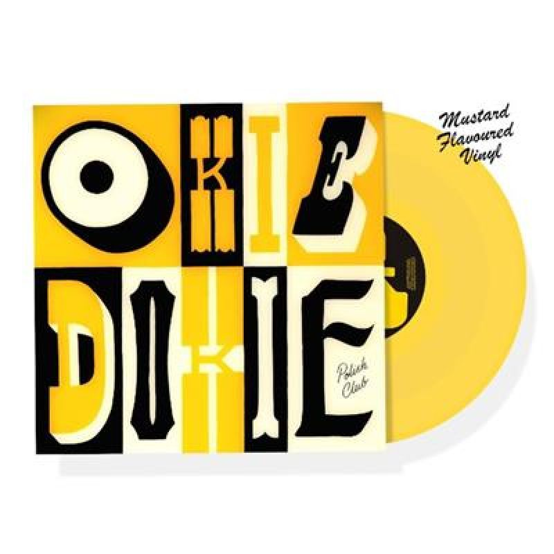 Okie Dokie Ep (Limited Edition Mustard Colour 10in Vinyl)