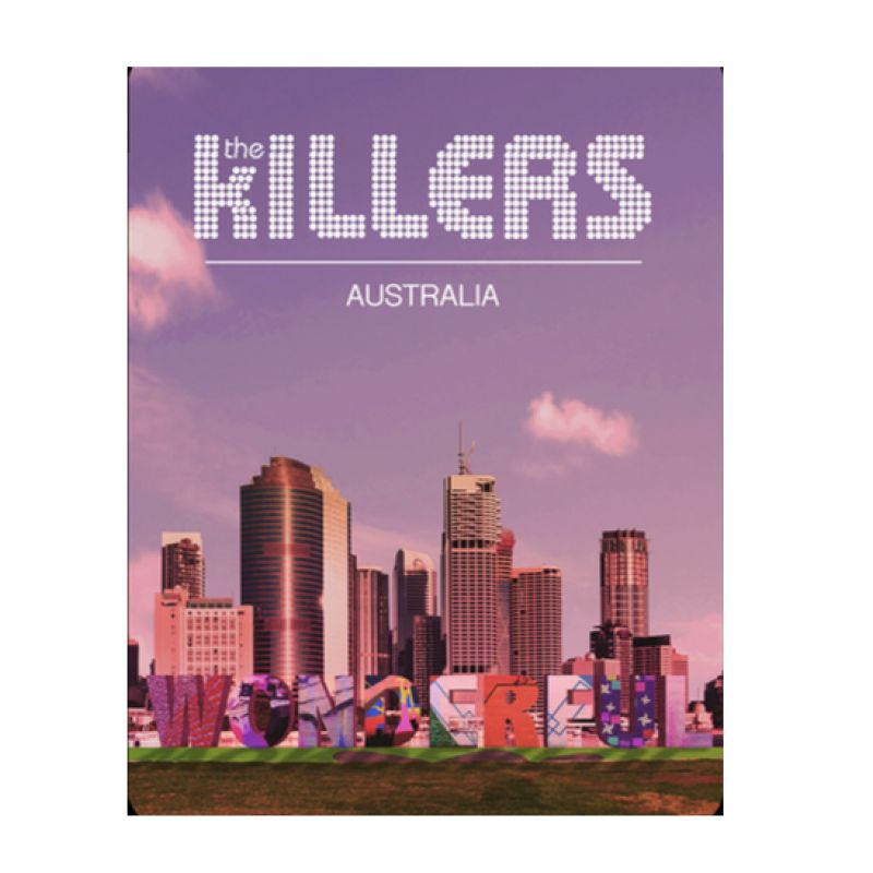 Australian Exclusive Lithograph (Heavy Stock)