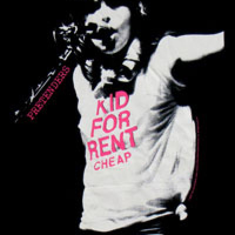 Kid For Rent Black Ladies Tshirt