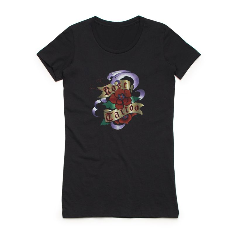 Nice Girls Black Womens Tshirt (Limited)