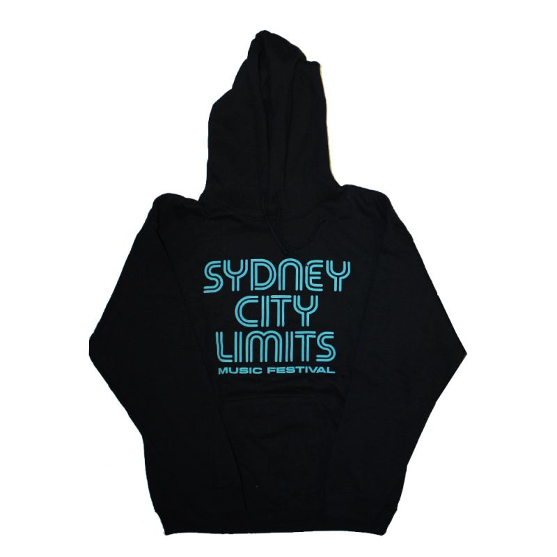 Logo Black Hoody 2018 Event