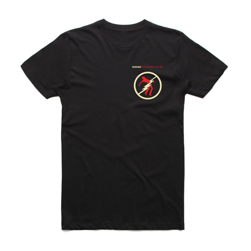 The General Electric Black Tshirt