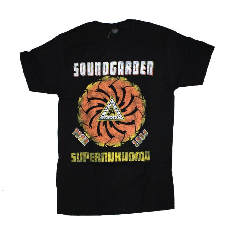 Superunknown Black Tshirt
