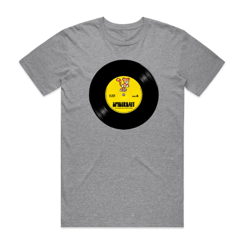 Play The Singles Grey Marle Tshirt