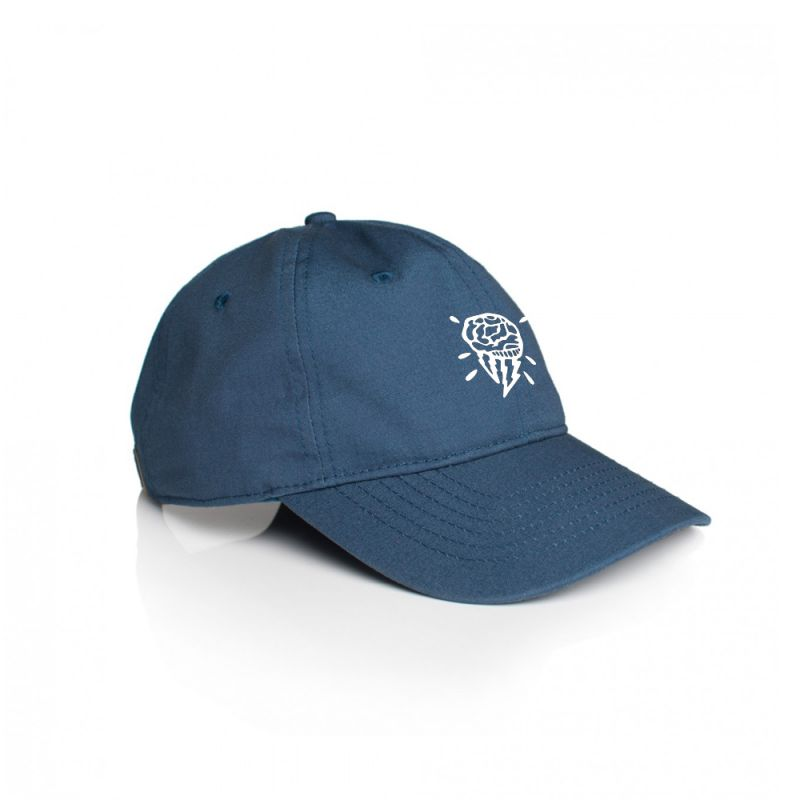 Dad Cap Blue