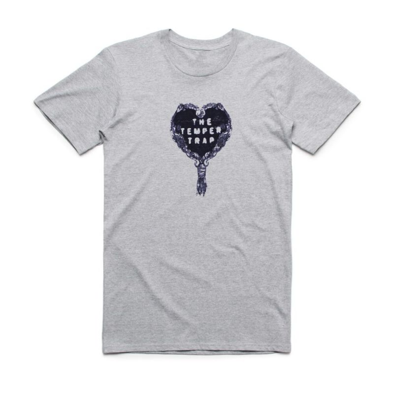 Grey Heart Logo