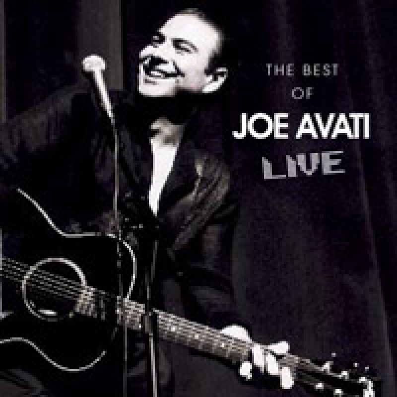 Joe Avati Live Double CD